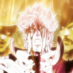 Will, Mario, and Caesar Zeppeli