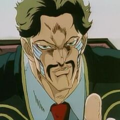 Daniel as seen in the 1993 OVA adaptation