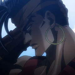 N'Doul's first appearance