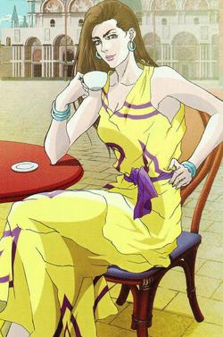 Lisa Lisa (Anime)