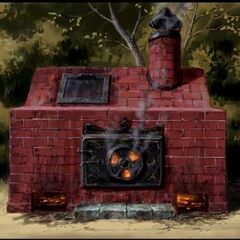 The Incinerator.