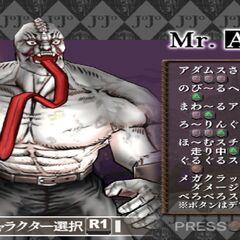 Mr. <a href=