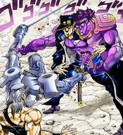 Jotaro Kujo (Chapter 198)