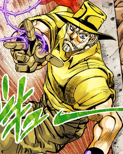 Mr Joestar Part3