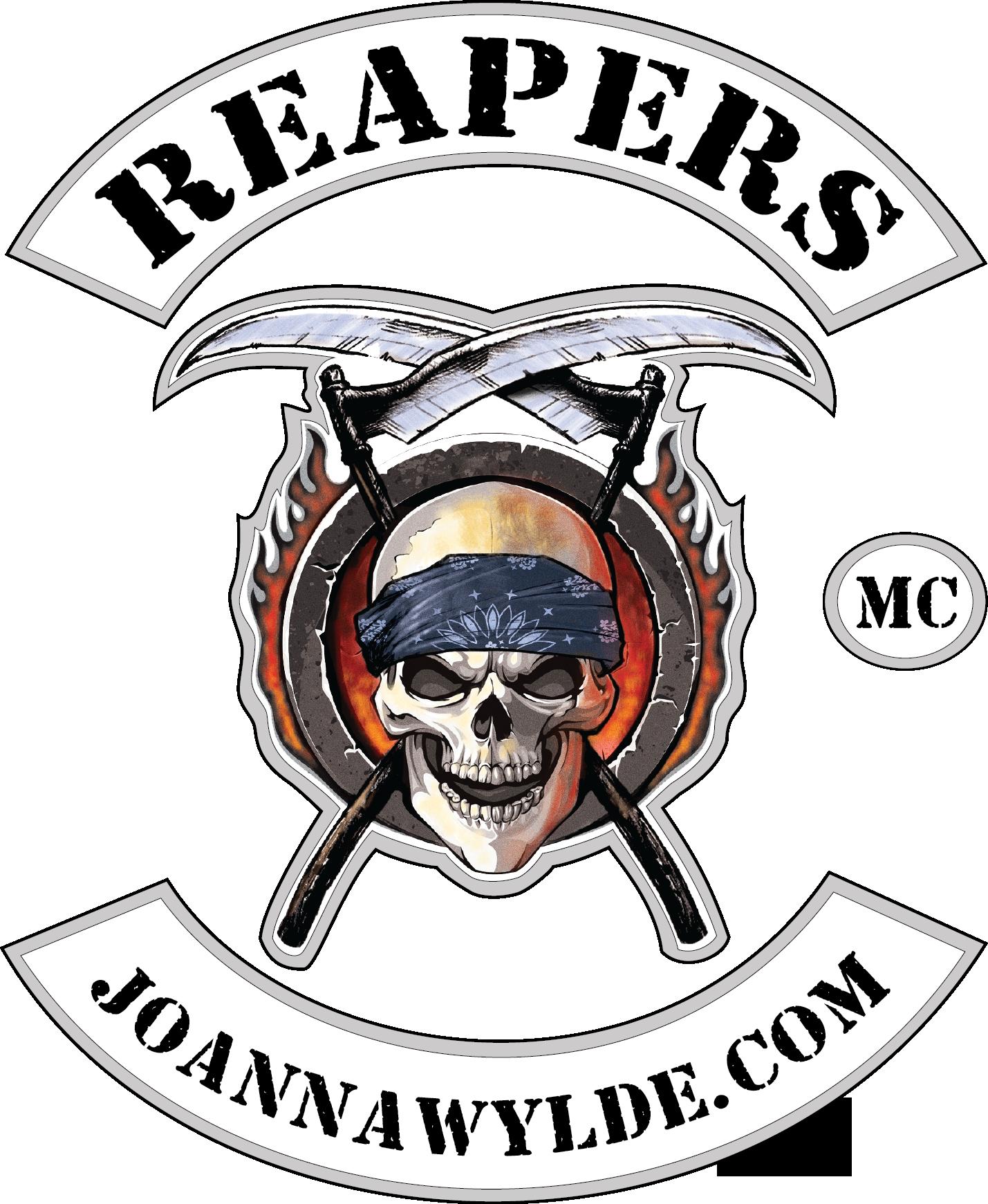 reapers mc joanna wyldes wiki fandom powered by wikia