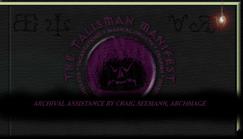 CompleatBellairs talisman manifest