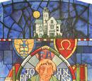 John Bellairs Mural