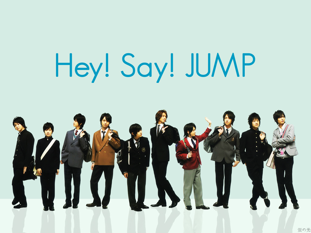 Hey Say Jump May 2008