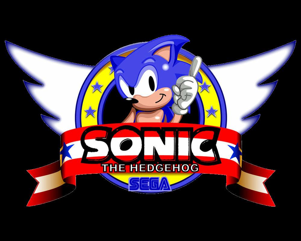 Sonic the Hedgehog - Adobe Illustrator Logo by SuperSmash3DS on ...