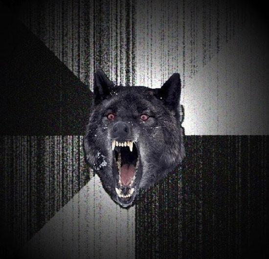 insanity wolf joke battles wikia fandom powered by wikia