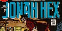 Jonah Hex comic book (1977-1985)