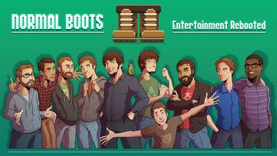 Jontronnormalboots