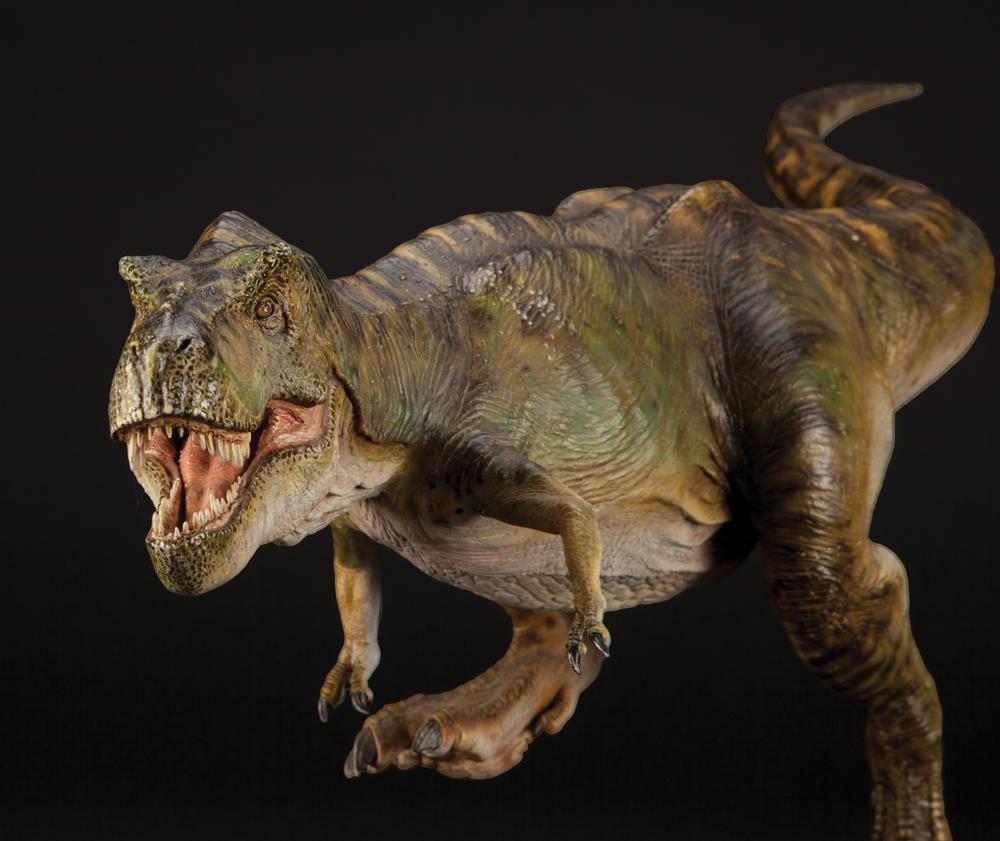 Jurassic Park T Rex Roar The Power of Tyrannosa...