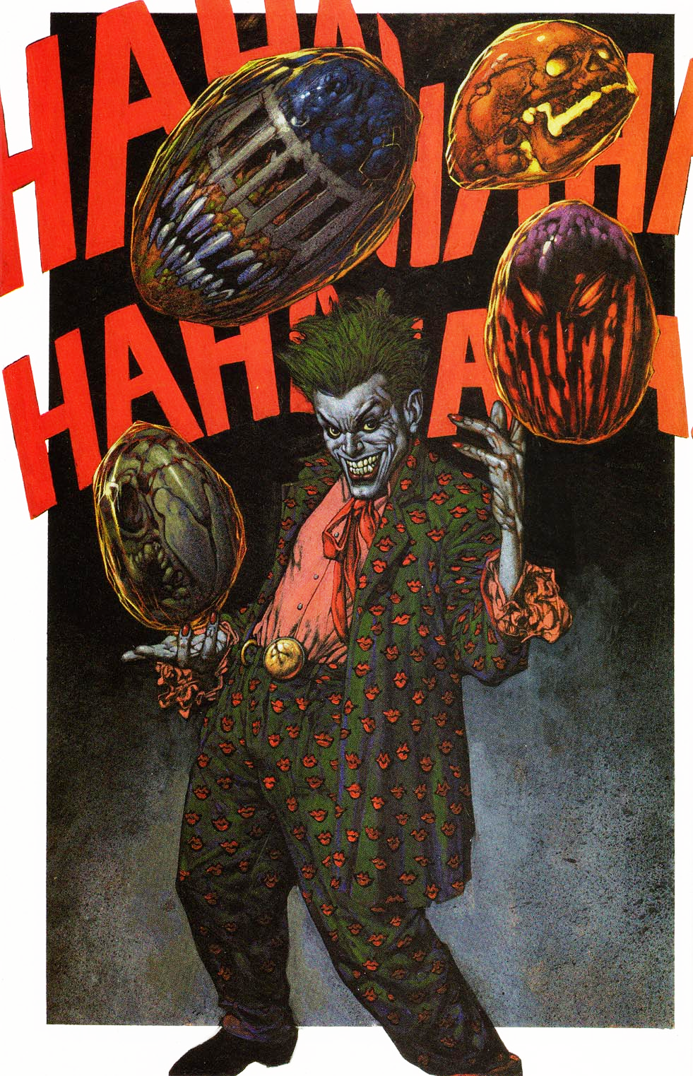 the joker information