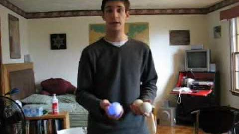 The Windmill and Burke's Barrage Juggling Tutorial 4