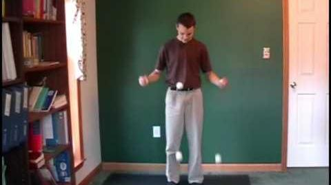 Bounce juggling