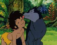 Mowgli and Alexander