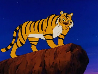Shere Khan Mad