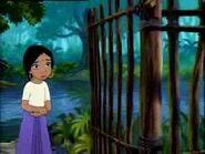 Shanti is sorry Mowgli got in trouble