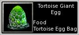 Tortoise Egg quick short