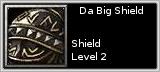 Da Big Shield quick short