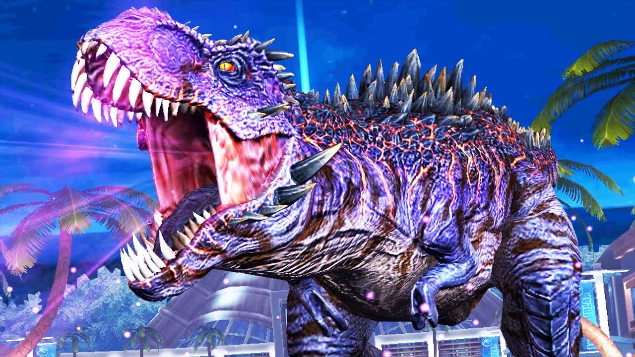 Omega 09 | Jurassic World The mobile game Wikia | FANDOM ...