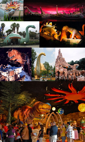 File:Disney World Dinosaurs.png
