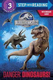 Danger Dinosaurs Jurassic World