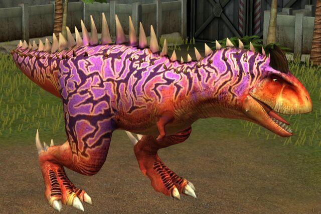 File:Carnotaurus Sastrei (108).jpg