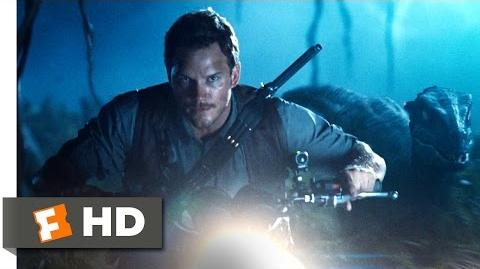 Jurassic World (5 10) Movie CLIP - Raptor Recon (2015) HD