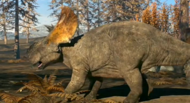File:March of the Dinosaurs Pachyrhinosaurus.png