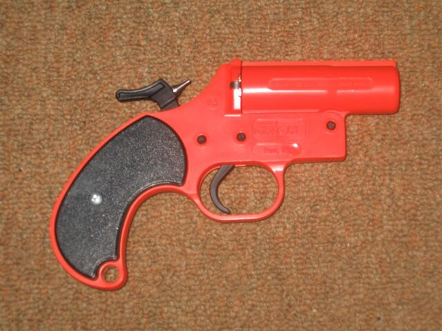 File:Single shot,12 Gauge, flare gun.jpg