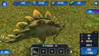 JWTG Stegosaurus Level8