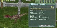 Ceratosaurus/Operation Genesis