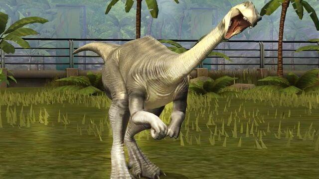 File:Jurassic World - The Game - Unaysaurus.jpg