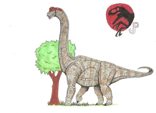 File:Jp giraffatitan brancai by hellraptor-d60wk1w.jpg