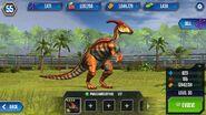 Parasaurolophus by wolvesanddogs23-d97pc8e