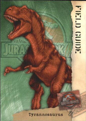 File:2001 Jurassic Park III 3-D 56 Tyrannosaurus front.jpg