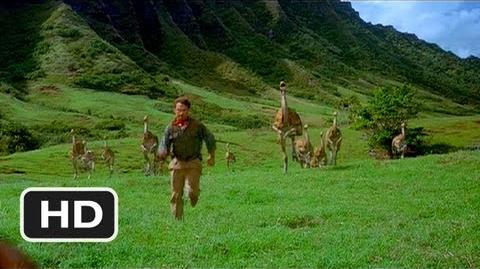 Jurassic Park (6 10) Movie CLIP - They're Flocking This Way! (1993) HD-3