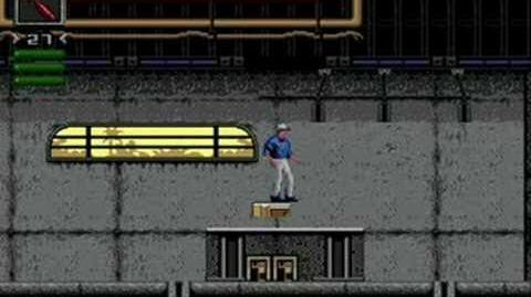 Jurassic Park (Sega) - (Dr