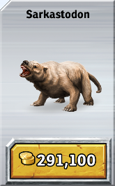 Sarkastodon | Jurassic Park Wiki | Fandom powered by Wikia