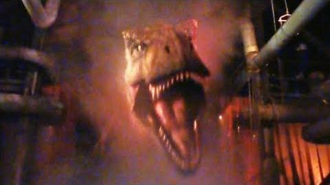 Jurassic Park River Adventure (HD POV) Universal's Islands Of Adventure - Orlando, Florida