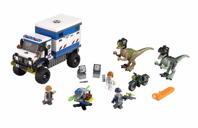 File:LEGO 2 Raptor set.jpg