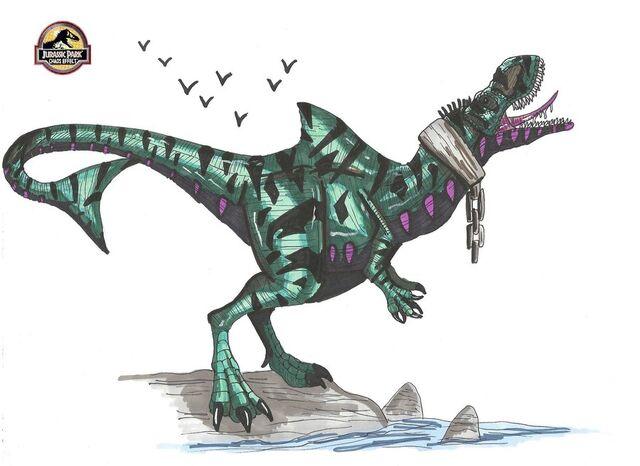 File:Chaos effect megalodontosaurus by hellraptor-d39h84v.jpg