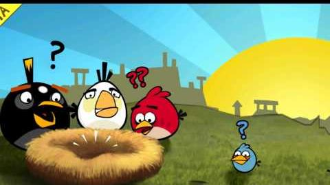 Angry Birds Official Theme Song Remix