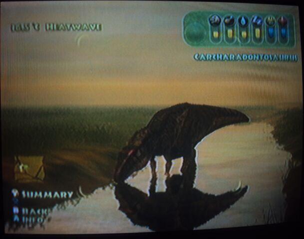 File:Carcharadontosaurus drinking.JPG
