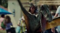 Dimorphodon pouncing Owen