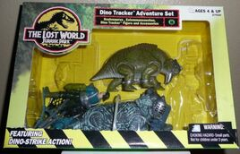 DinoTrackerbox