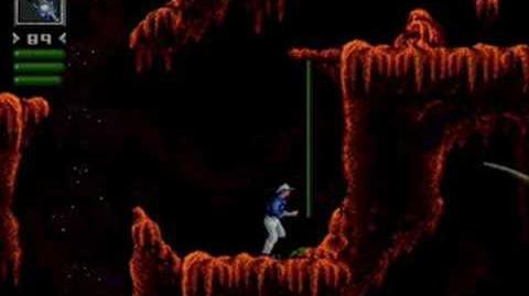 Jurassic Park (Sega Genesis) - (Dr
