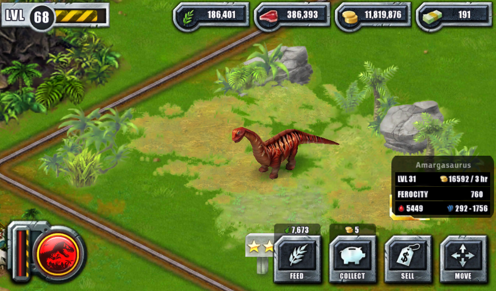 The gallery for --> Pteranodon Jurassic Park Builder